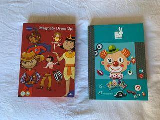 Puzzles Magneticos niñ@