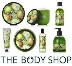 The Body Shop Special Edition...Juicy Pear..