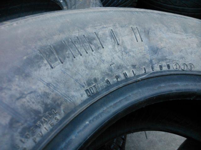 1 neumático 205/ 75 R15 4x4 Uniroyal nuevo