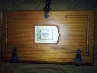 caja libro de vinos