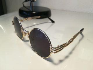 gafas vintage retro redondas