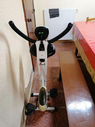 bicicleta estatica Step&go Compact