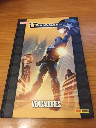 cómic de Marvel The Ultimates Vengadores
