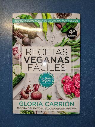 Recetas veganas fáciles (La Gloria Vegana)