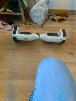 Un hoverboard de 2a mano