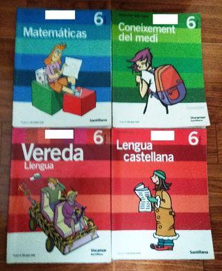 Libros 6° primaria