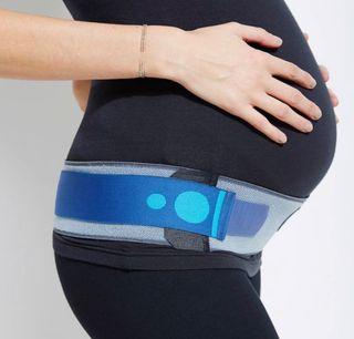 Cinturón Physiomat Confort de embarazo - gris