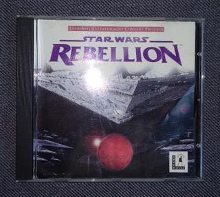 JUEGO STAR WARS REBELLION PC CD ROM
