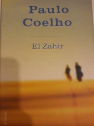 Libro: El Zahir (Paulo Coelho)
