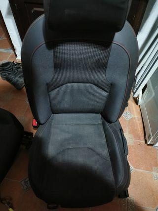 asientos seat león 3 fr