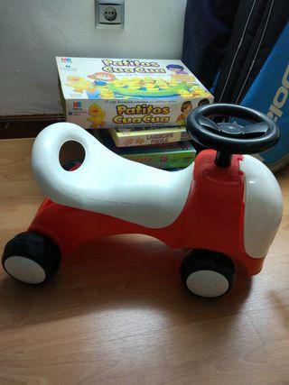 moto bebé 1-2 años