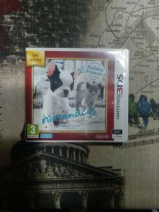 Nintendogs +cats Bulldog Francés