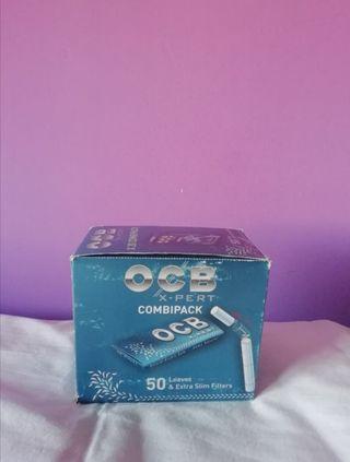 PACK OCB-X Pert papel + filtros