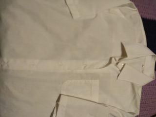 2 Camisas manga corta camarera nuevas