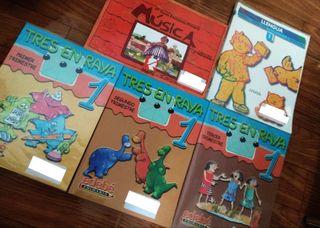 Libros 1° primaria
