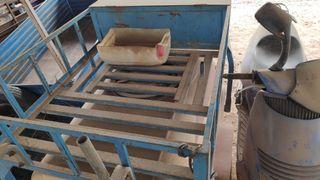 Cuba de fumigar 600lt tractor