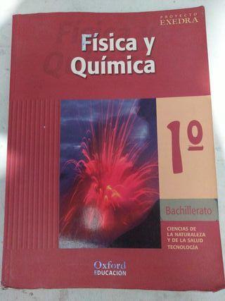 1° BACHILLERATO FÍSICA Y QUÍMICA OXFORD
