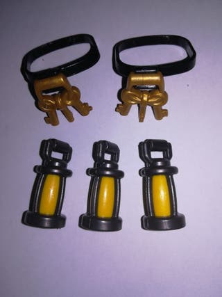 Playmobil mini lote utensilios