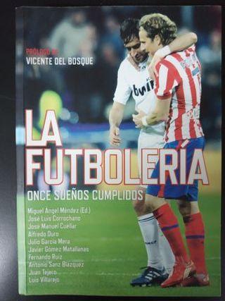 """Libro """"La futbolería""""."""