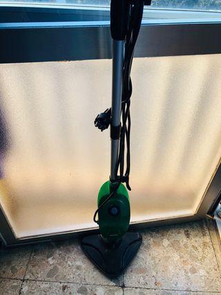 aspirador y fregador a vapor
