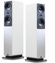 Q Acoustics 2050i 5.0 white gloss Home Theater