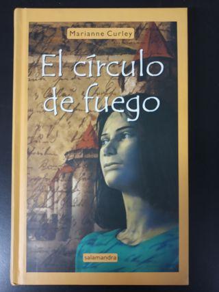 """Libros """"Los Elegidos"""" y """"El círculo de fuego"""""""