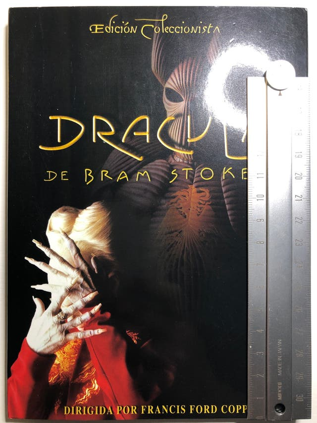 DVD FANTASIA 1. Drácula de Bram Stoker