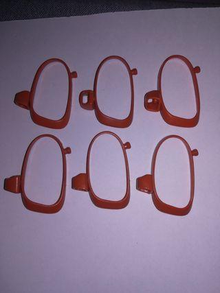 Playmobil lote cinturones