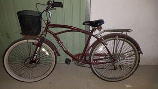Bicicleta antigua..