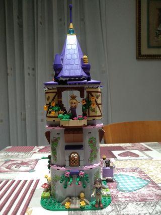 Lego Friends Torre Rapunzel