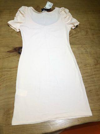 Talla XS Vestido H&M ropa mujer verano corto