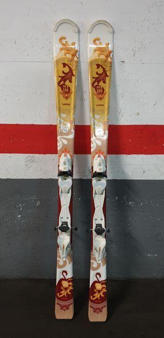 esquís wed'ze rn's 500