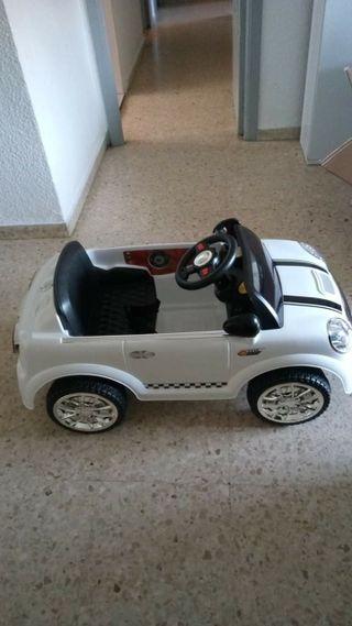 coche de bateria de 0 a 3 años