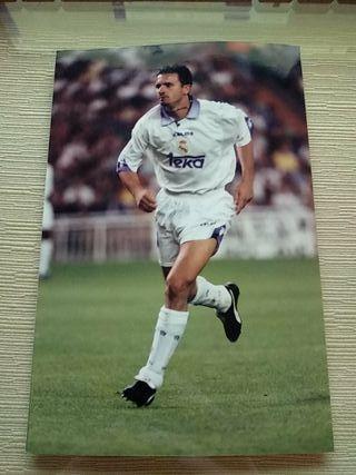 Foto Mijatovic Real Madrid CF