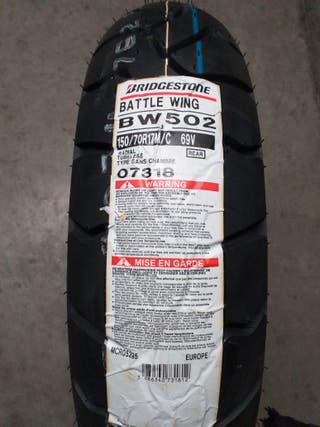 BRIDGESTONE BATTLE WING BW502 150/70 R17 69V