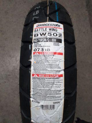 BRIDGESTONEBATTLE WING BW502 150/70 R17 69V