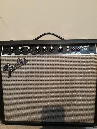 amplificador combo guitarra Fender Frontman 25 R