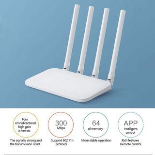 Router,repetidor,amplificador,receptor PC Xiaomi