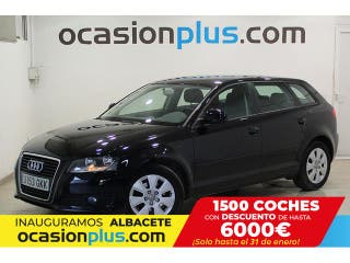 Audi A3 Sportback 2.0 TDI Attraction S tronic 103 kW (140 CV)