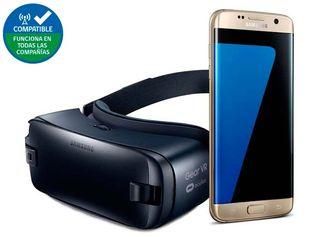 Gafas realidad virtual gear Samsung S7 edge