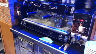 CAFETERA profesional spaziale s9