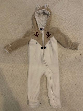 Buzo abrigo bebe