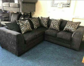 Brand New Large Corner Sofa
