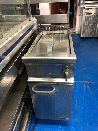 Freidora industrial eléctrica 15 litros