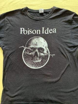 Camiseta poison idea
