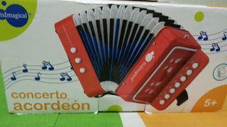 Instrumento musical para niñ@s