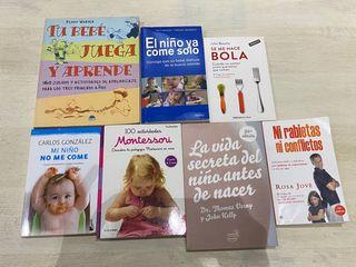 Lote libros educacion infantil