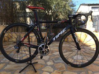 Bicicleta Time ZXRS talla XS (51)