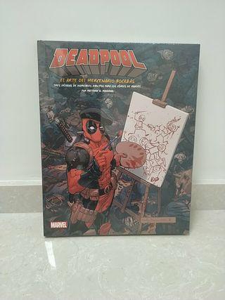 Deadpool. El arte del mercenario Bocazas
