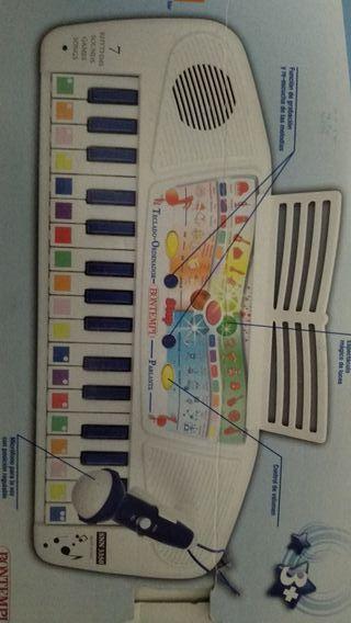 Instrumento musical niñ@s